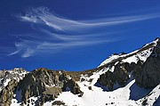 Sierra Cloud Wisp - Kearsarge Trail