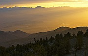 Bishop Sunset - White Mountains